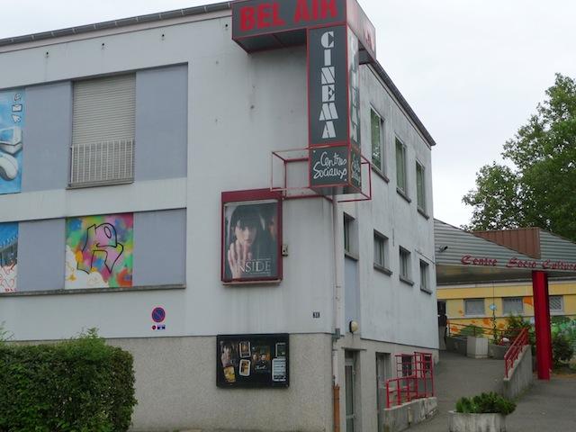 cinéma bel air mulhouse