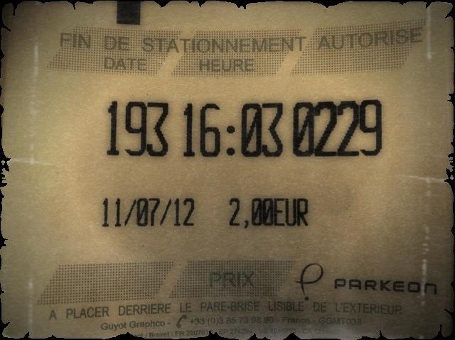 parking sms mulhouse