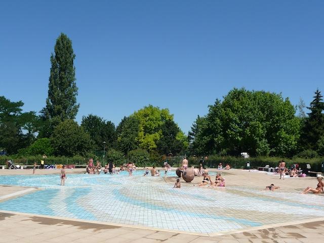 les piscines près de chez vous