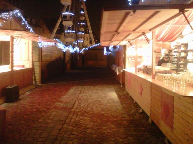 marché noel mulhouse