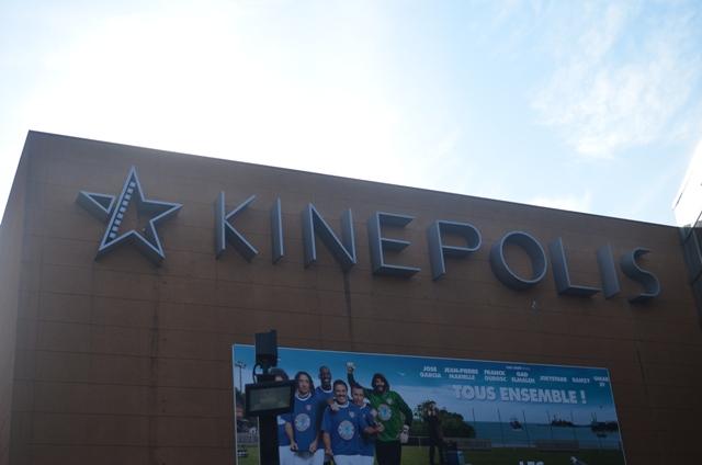 On peut faire du laser game au cinéma Kinépolis - © My-Mulhouse.fr
