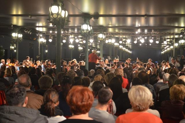 orchestre symphonique des CRD de Colmar et Mulhouse