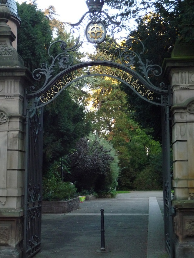 parc steinbach mulhouse