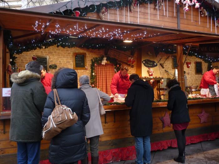Marché de Noël - © My-Mulhouse.fr
