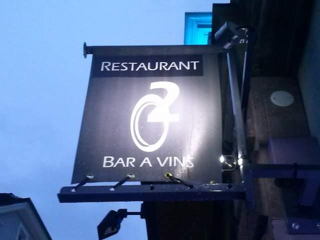 restaurant O2