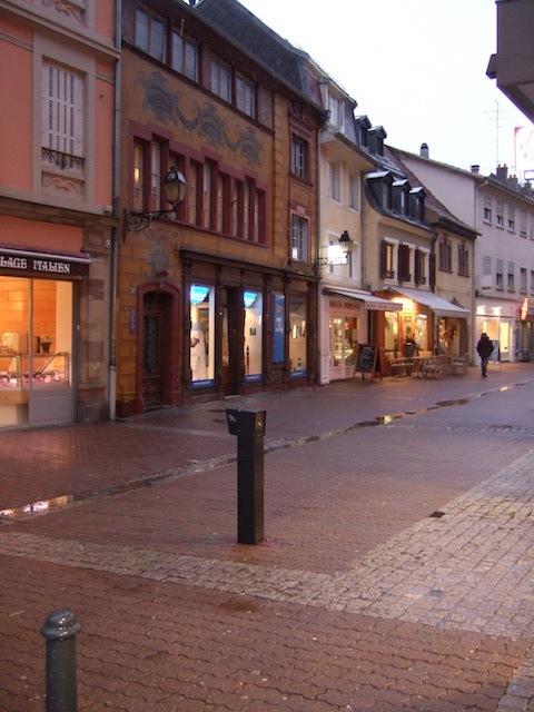 centre mulhouse