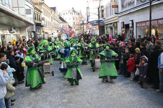 Grande Cavalcade Mulhouse