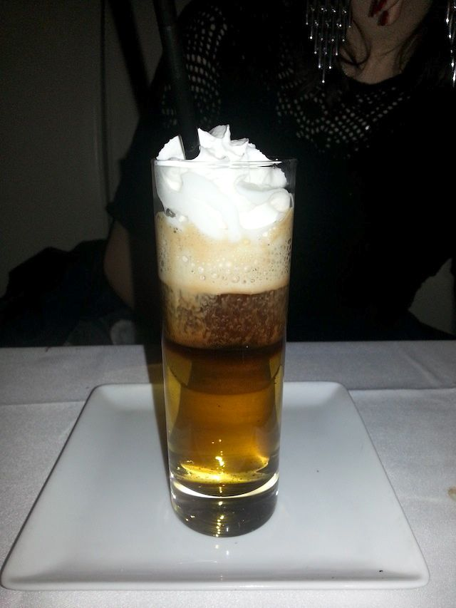 Irish coffee au Gargantua - © My-Mulhouse.fr
