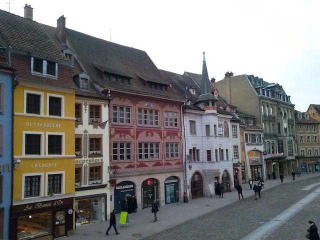 la place de la r 233 union 224 mulhouse coup de coeur my mulhouse