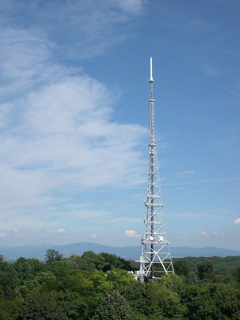 L'antenne du Belvédère - © My-Mulhouse.fr