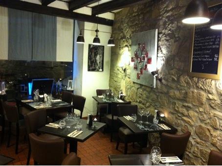 Une ambiance chaleureuse et conviviale attend la clientèle de cet excellent restaurant - © My-Mulhouse.fr