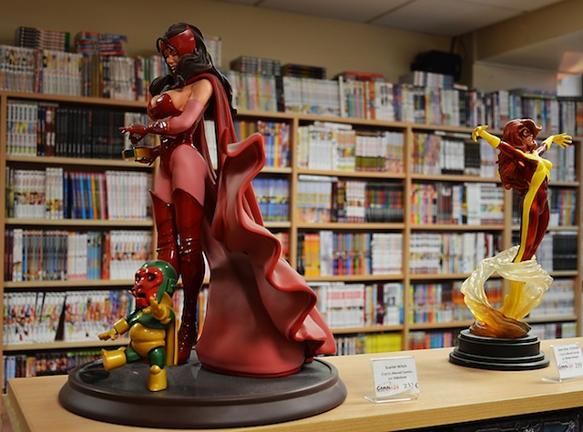 figurine tribulles bd