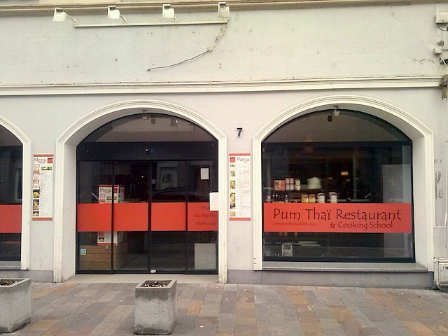 restaurant pum thai mulhouse