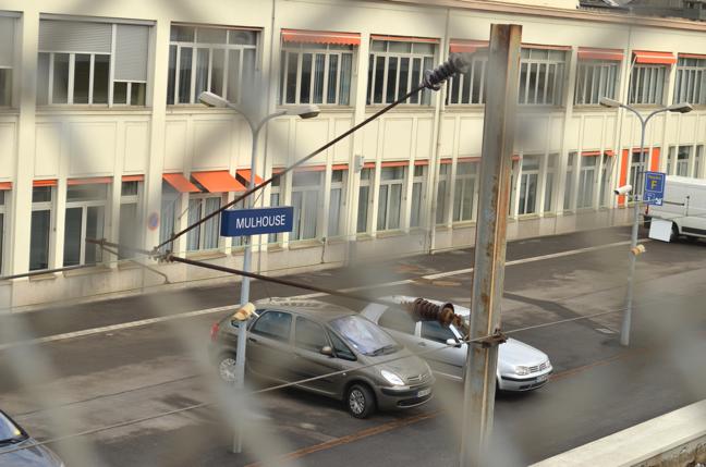 gare mulhouse