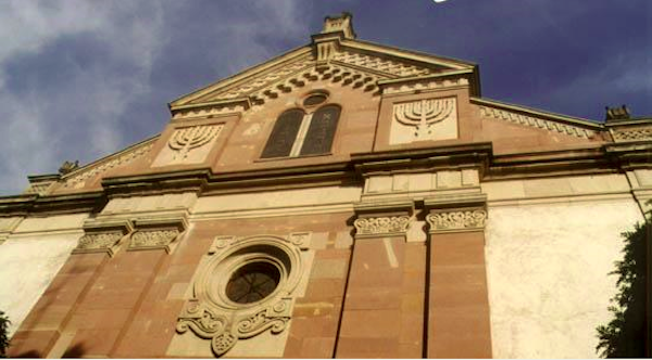 synagogue mulhouse