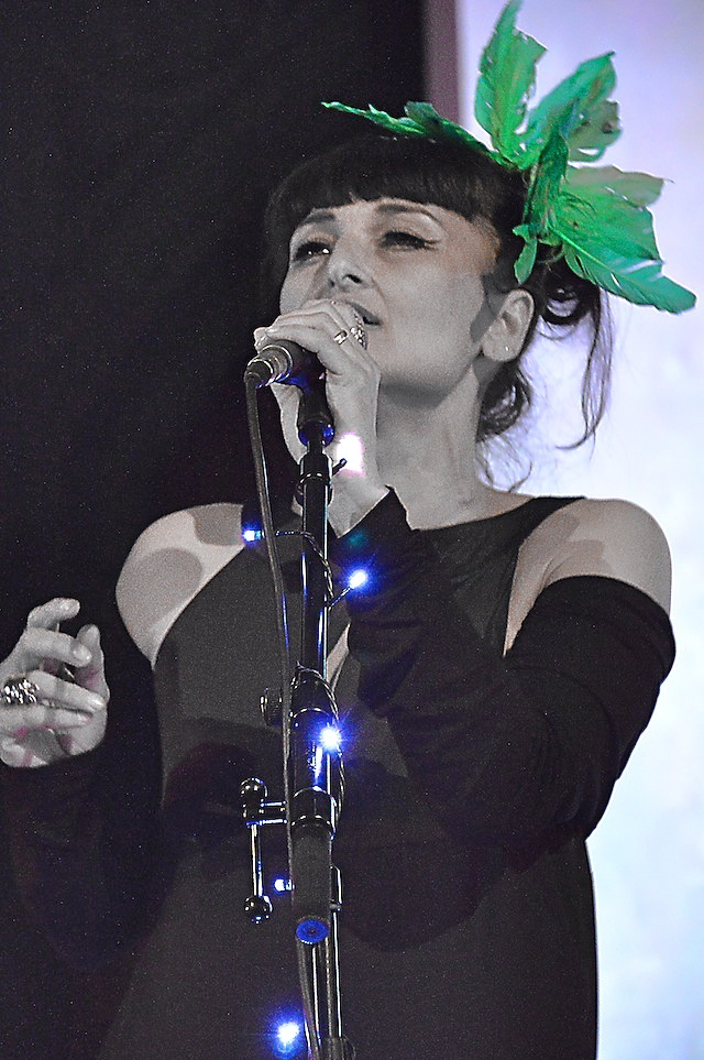 chanteuse sandrine stahl