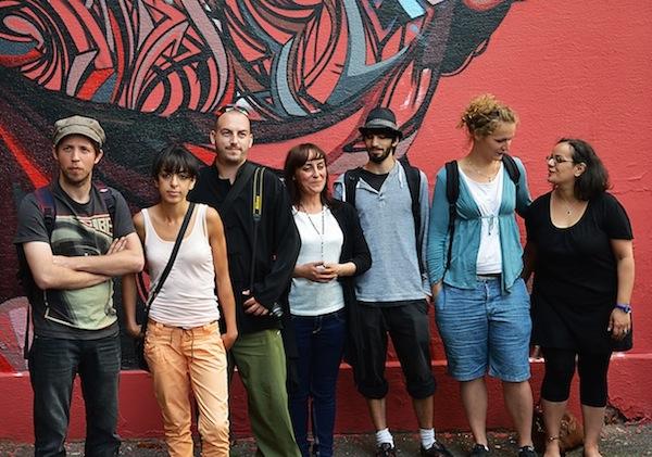 L'équipe organisatrice du JAM - ©Ray Mond pour My-Mulhouse.fr