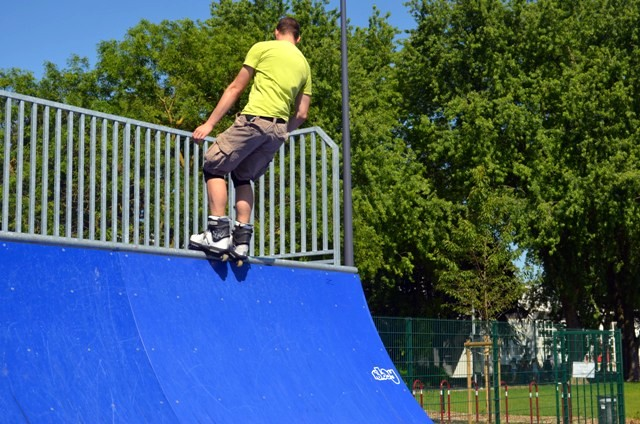 roller skatepark mulhouse