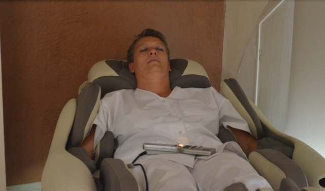 fauteuil massage mulhouse
