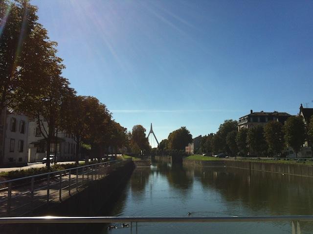 promenade vélo mulhouse