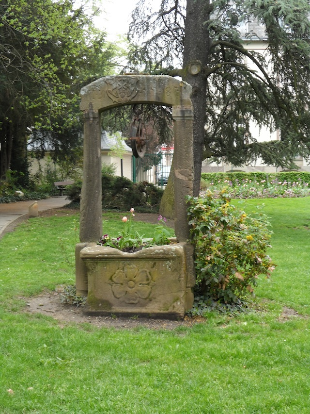 puits parc jaquet mulhouse