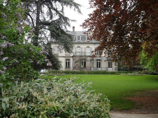 villa jaquet mulhouse