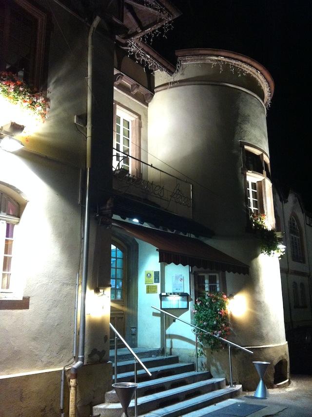 restaurant auberge du zoo mulhouse