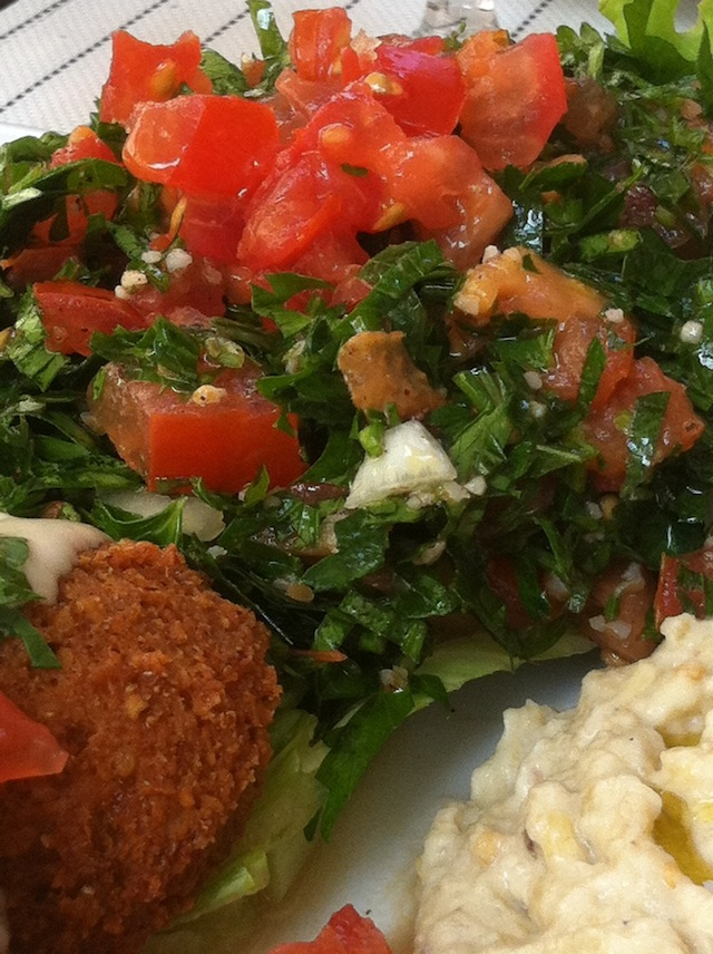 restaurant libanais mulhouse