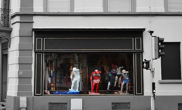 Vitrine de la galerie - ©Ray Mond pour My Mulhouse