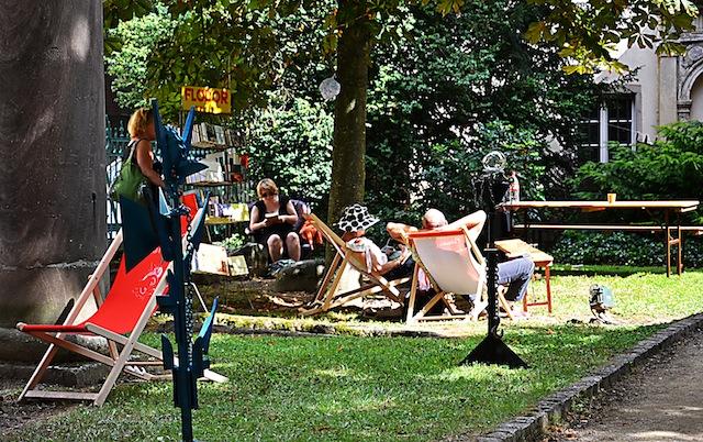 3. Festival Ch'Appelles, coin repos