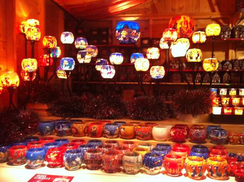 photophore marché de noel mulhouse