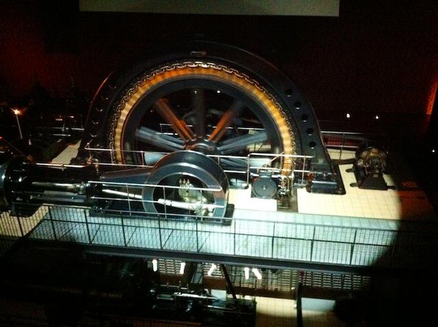 machine bbc sulzer au musée edf