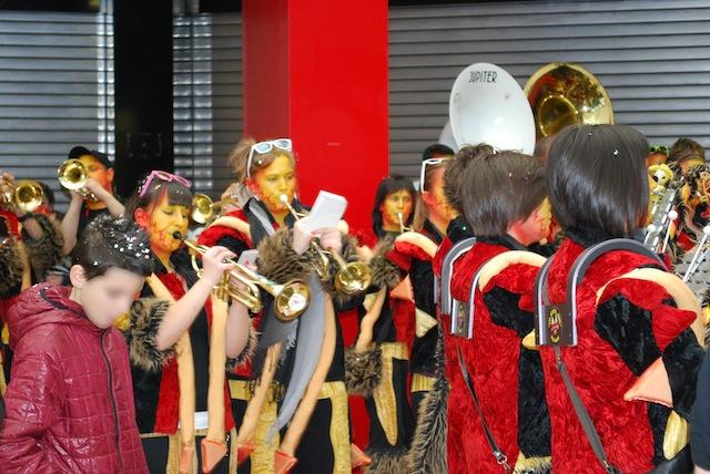 carnaval 2014 mulhouse musiciens