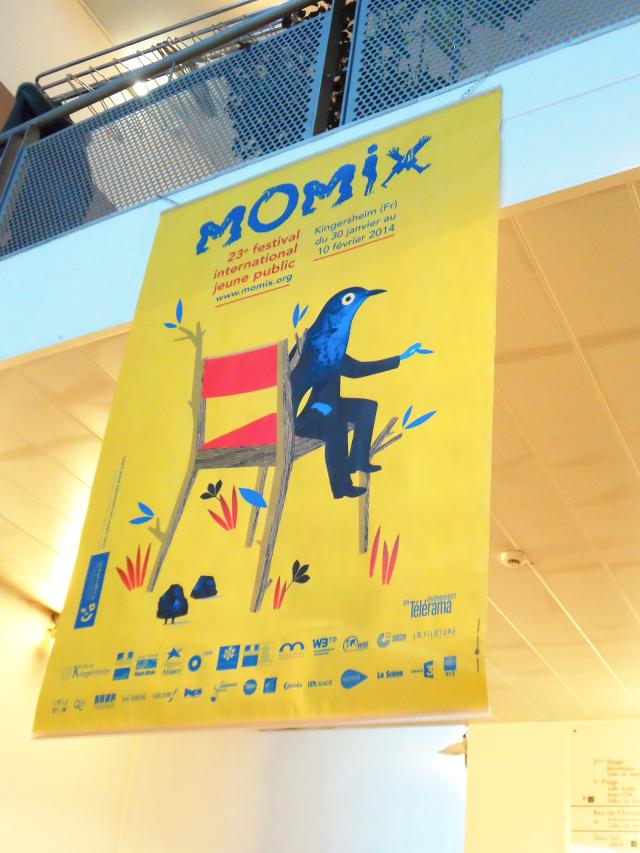 affiche momix au crea