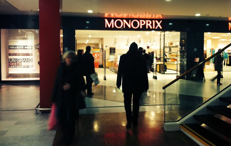 grande surface monoprix mulhouse