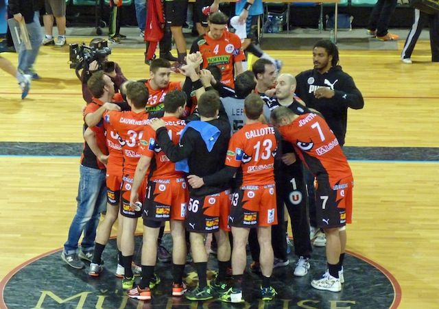 victoire handball mulhouse