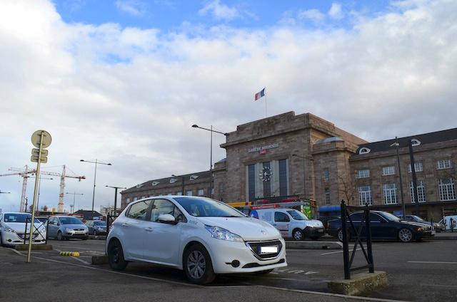 voiture partagée à mulhouse