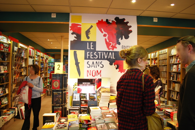 librairie bisey festival polar mulhouse