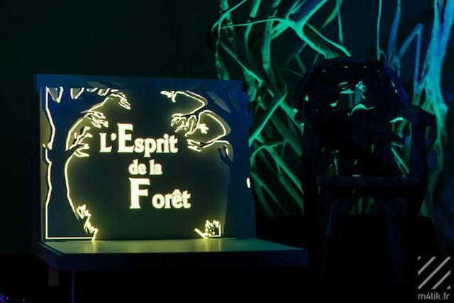conte 3D esprit de la forêt mulhouse