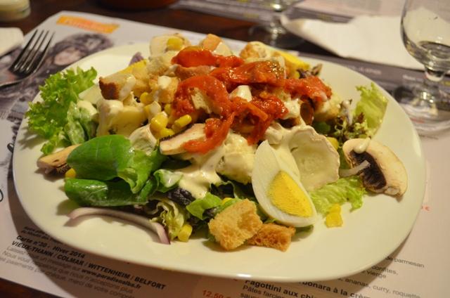 Salade très gourmande - My-Mulhouse.fr
