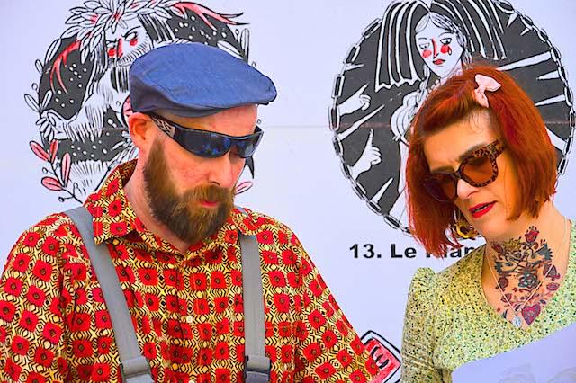 le duo désordre au m.u.r de mulhouse