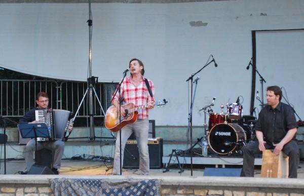 un son pop folk au parc salvator pour la fête de la musique