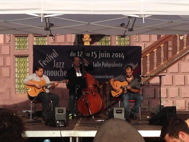 lorando trio jazz manouche