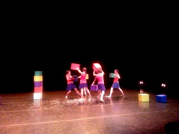 La dernière chorégraphie du spectacle : magnifique ! - © My-Mulhouse.fr