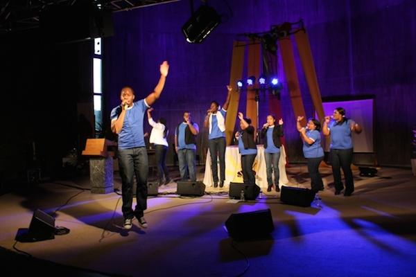 concert gospel mulhouse