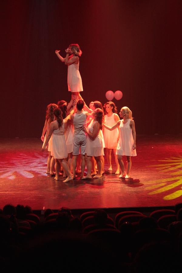 gala de danse espace grun