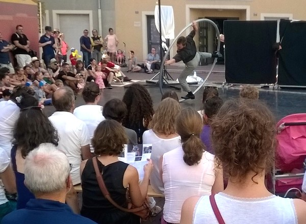 Je n'avais jamais vu ça : magnifique performance ! - © My-Mulhouse.fr