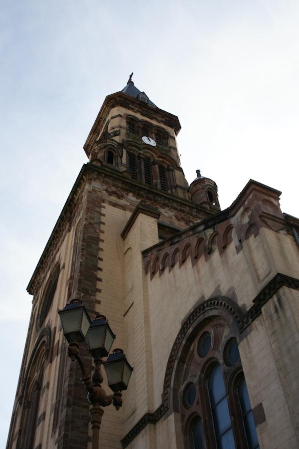 l'église st joseph à Mulhouse