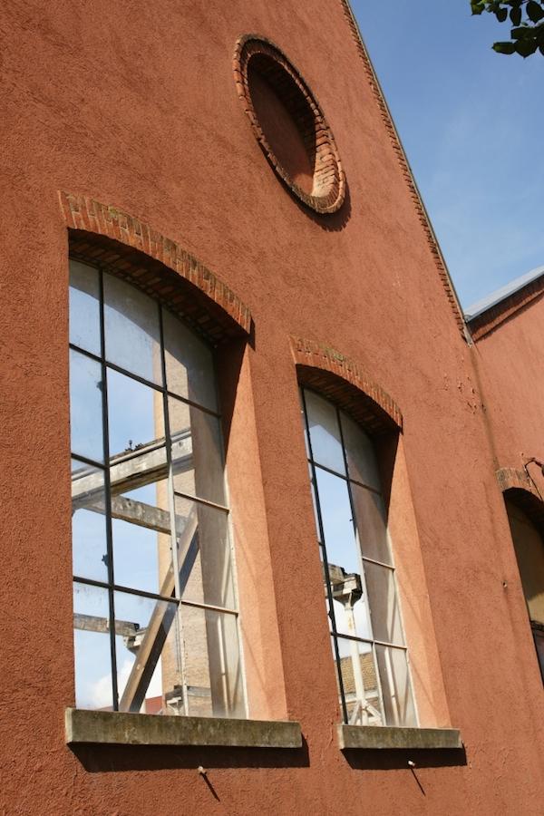 bâtiment DMC Mulhouse