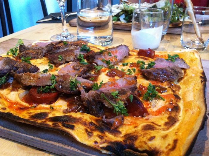 Restaurant flammekueche mulhouse